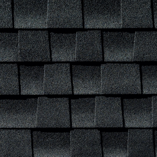 GAF Timberline Armorshield II 33.33-sq ft Charcoal Laminated Architectural Roof Shingles