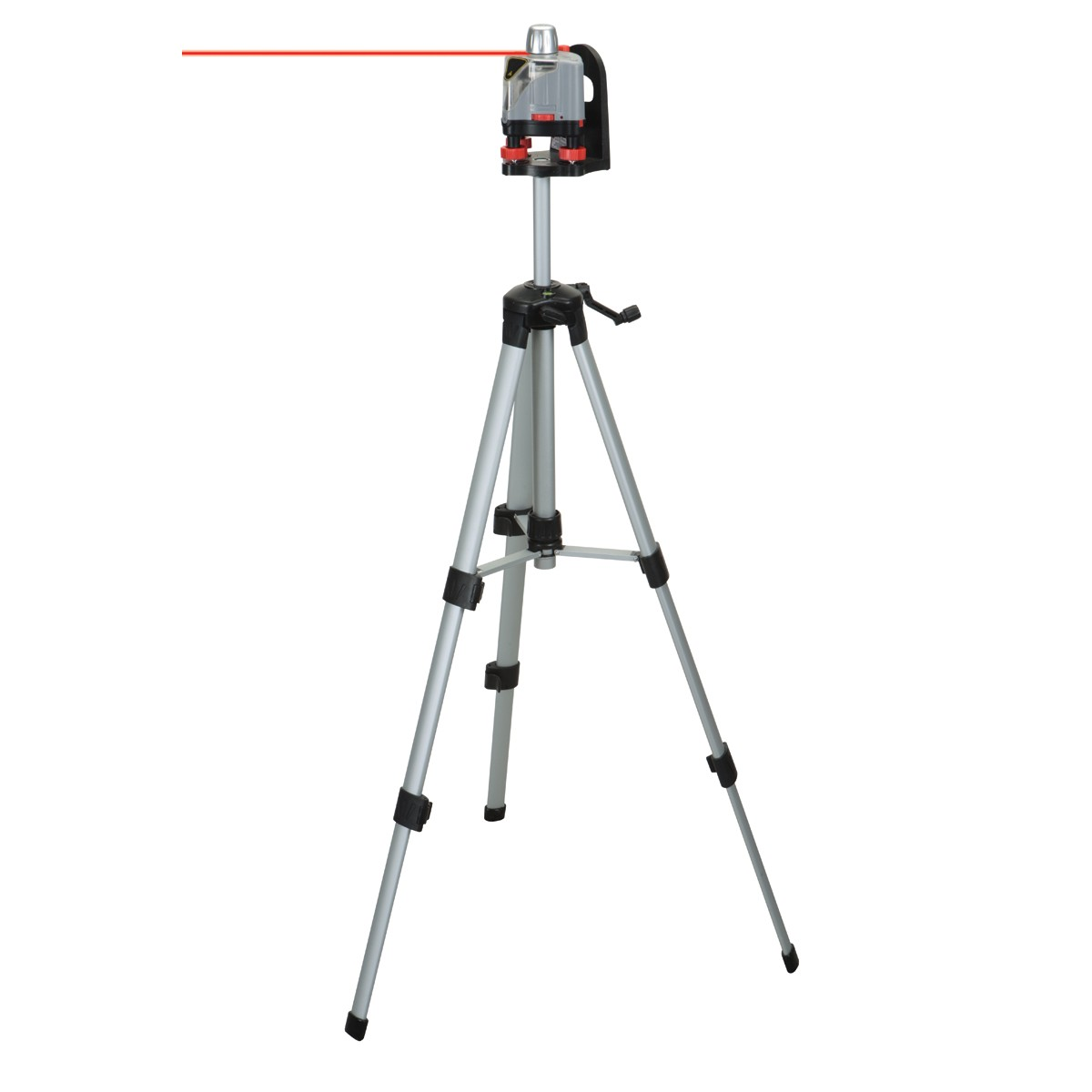 Motorized Rotary Laser Level Kit