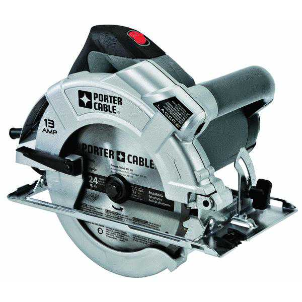 Porter Cable 7-1/4 In. Heavy-Duty Circular Saw